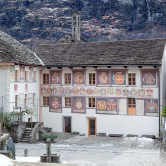 museo esterno facciata, Gabriella Meyer, CDE